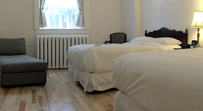 Hotel Ambrose - Montreal - Bedroom