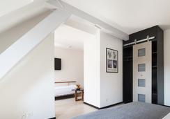 Hotel Scheuble - ซูริค - ห้องนอน