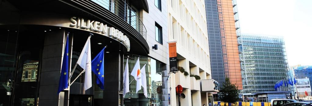 Hotel Berlaymont Brussels - Brussels - Building