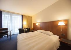 Hotel Berlaymont Brussels Eu - บรัสเซลส์ - ห้องนอน