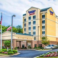 Fairfield Inn and Suites by Marriott Washington DC New York Avenue Exterior