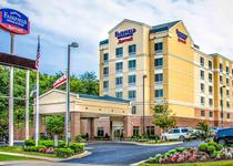 Fairfield Inn and Suites by Marriott Washington DC New York Avenue