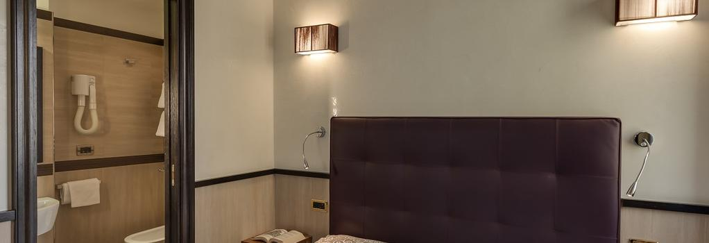 Hotel Borromeo - Rome - Bedroom