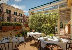 Hotel Borromeo - โรม - ร้านอาหาร