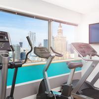 Novotel Warszawa Centrum Fitness Facility