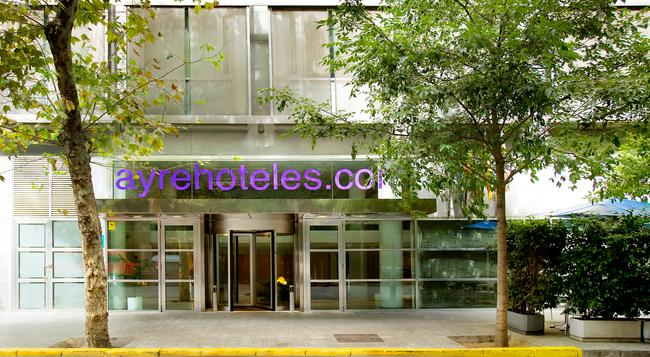Ayre Hotel Caspe - Barcelona - Building