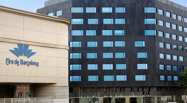 Ayre Hotel Gran Vía - Barcelona - Building
