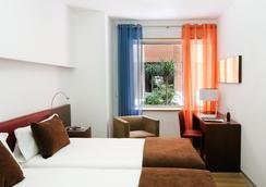 Ayre Hotel Gran Via - บาร์เซโลน่า - ห้องนอน