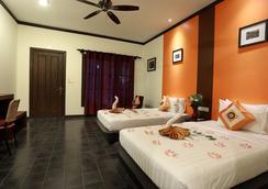 Residence Indochine D'angkor - เสียมเรียบ - ห้องนอน
