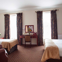 Arlington Hotel O'Connell Bridge Guestroom