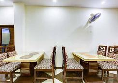 Hotel D.S. Regency - อัมริตสา - ร้านอาหาร