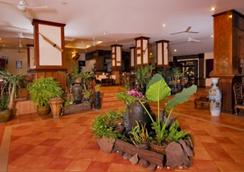 Pakse Hotel & Restaurant - ปากเซ - ล็อบบี้