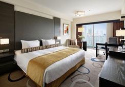 โรงแรมแกรนด์ปรินซ์ นิว ทะคะนะวะ - โตเกียว - ห้องนอน