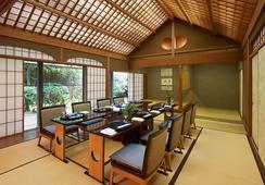 โรงแรมแกรนด์ปรินซ์ นิว ทะคะนะวะ - โตเกียว - ร้านอาหาร