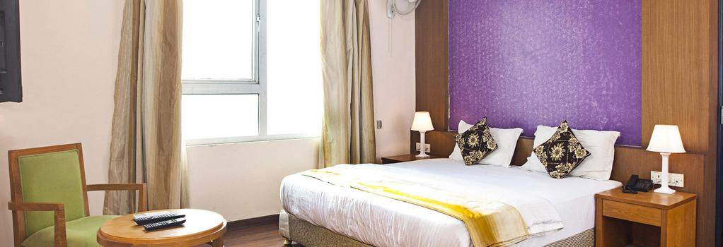 Oyo Rooms Rail Yatri Niwas - New Delhi - Bedroom