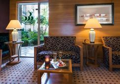 Hotel De La Porte Doree - ปารีส - ล็อบบี้