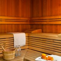 Fleming's Hotel München Schwabing Sauna