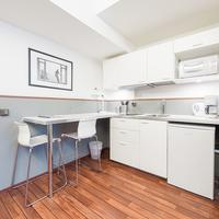 Forenom Pop-up Hotel In-Room Kitchen