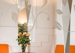 Opera Garden Hotel & Apartments - บูดาเปสต์ - ล็อบบี้
