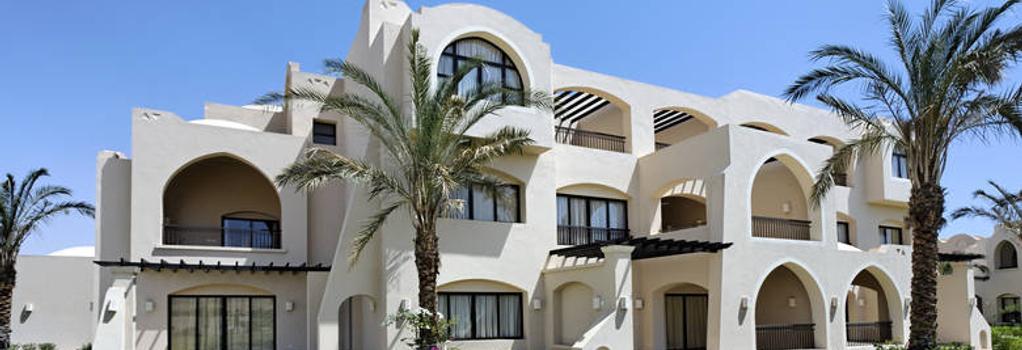 Jaz Makadi Saraya Palms Resort - Hurghada - Building