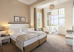 Hotel Strandschlösschen - ลูเบค - ห้องนอน