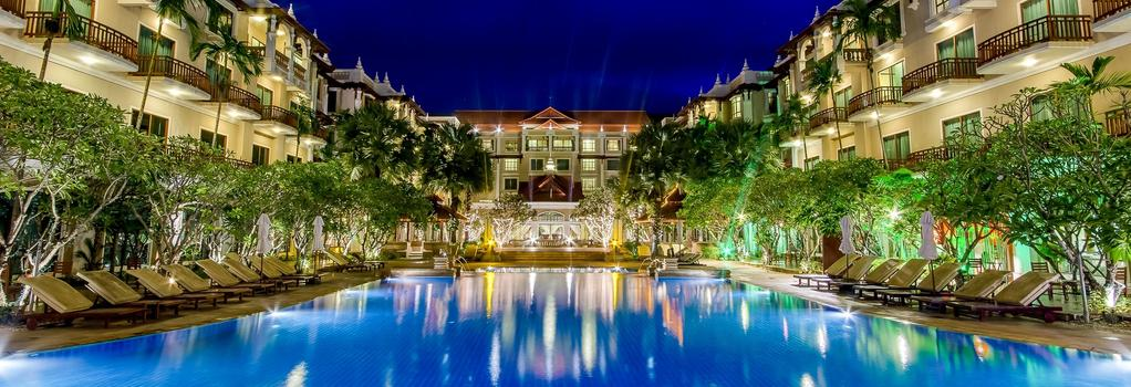 Sokha Angkor Resort - Siem Reap - Building