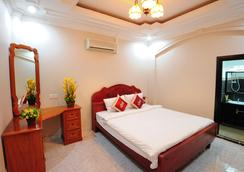 Number 9 Hotel - พนมเปญ - ห้องนอน