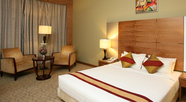 Rose View Hotel - Sylhet - Bedroom