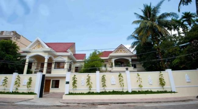 Villa Karma Kula - Phnom Penh - Building