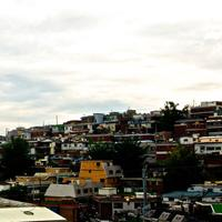 Itaewon Backpackers City View