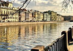 Bed2Bed Na Bolshoy Morskoy Mini-Hotel - เซนต์ปีเตอร์สเบิร์ก - จุดหมาย