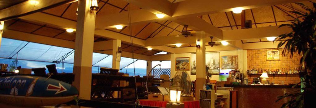 Sea Falcon Hotel - Pattaya - Bar