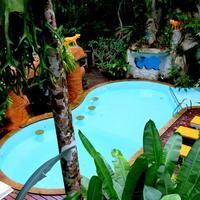 Khao Sok Tree House Outdoor Pool