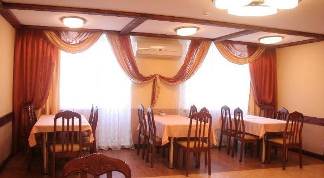 Tan-Sholpan Hotel - Almaty - Restaurant