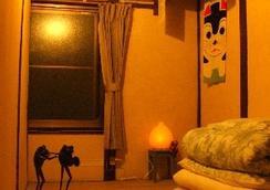 Guesthouse Nagomi - เกียวโต - ห้องนั่งเล่น
