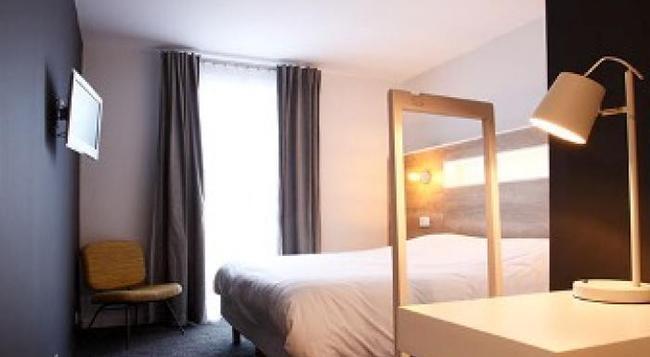 Hotel Le Collonges - Brive-la-Gaillarde - Bedroom