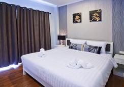 โรงแรม ไอ สไตล์ หัวหิน - หัวหิน - ห้องนอน