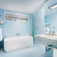 Kimber Modern Deep Soaking Bathtub