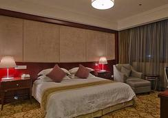 Jiangsu Cuipingshan Hotel - หนานจิง - ห้องนอน