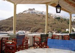 Akti Rooms - Astypalaia - ร้านอาหาร
