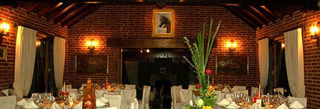 Los Nobles Hostal de Bosque - Mar del Plata - Restaurant