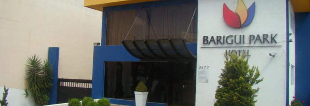 Barigui Park Hotel - Curitiba - Building