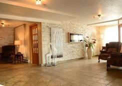 Hotel Les Mouettes - Sept-Îles - ล็อบบี้