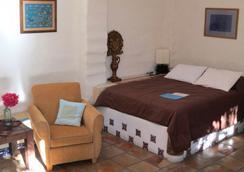 El Angel Azul Hacienda - ลา ปาซ - ห้องนอน