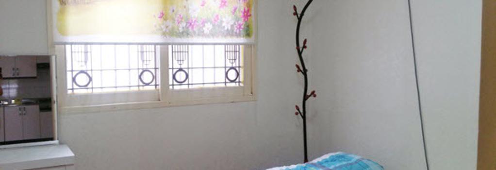 Alpha Guest House - Seoul - Bedroom
