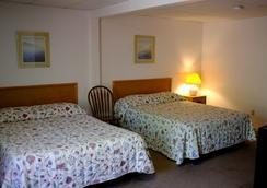 Golden North Motel of Fairbanks - แฟร์แบงค์ - ห้องนอน