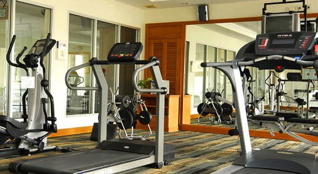 Karavel House Hotel And Serviced Apartments Sriracha - Si Racha - Gym