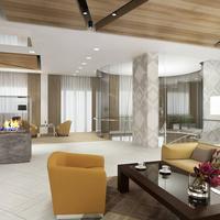 Hilton Garden Inn Ufa Riverside Living Area