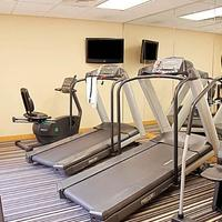 Residence Inn by Marriott Dallas Park Central Health club
