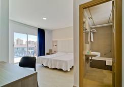 Hotel Bristol Park Benidorm - เบนิดอร์ - ห้องนอน